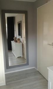 spiegel in slaapkamer